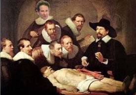 rembrandt,anatomy,heart disease