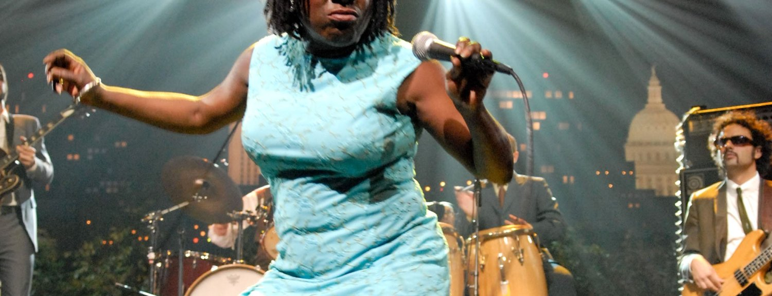 FOR TV WEEK - DO NOT PURGE!!! - AUSTIN CITY LIMITS - PBS -  Sharon Jones & the Dap-Kings/Carolyn Wonderland Sharon Jones  - airs 11/7/08