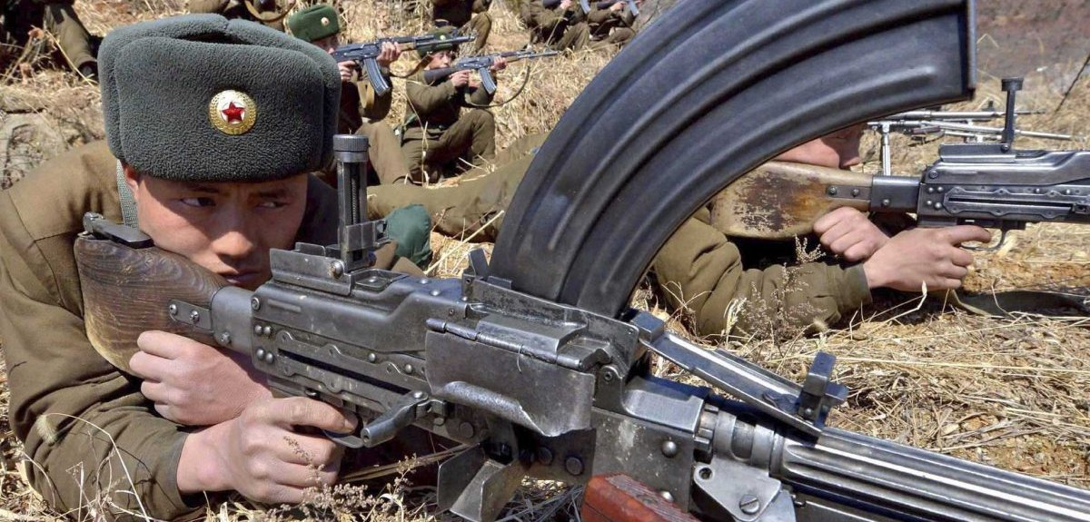 north-korea-military-ground-troops