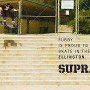 Furby In The SUPRA Ellington
