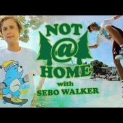 Not At Home with Sebo Walker