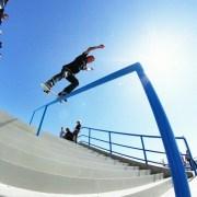 andrew schoop | first try 14 stair bs feebs | CAproam | tinnell memorial sports park | lake havasu az |photo: josh james
