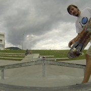 One Day Skateboarding at Nova Gorica