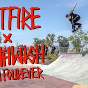 SPITFIRE X DEATHWISH : BURN FOUREVER
