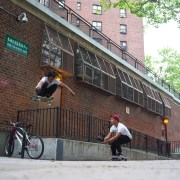 An afternoon in New York City with the Volcom team