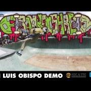 NHS Frankenshred x Skate Warehouse Demo