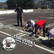 Urban Skate Project:  Burbank Shark Fin