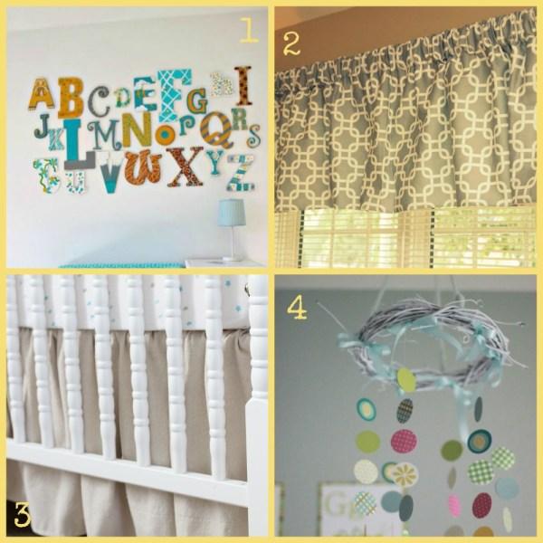 DIY Nursery Projects