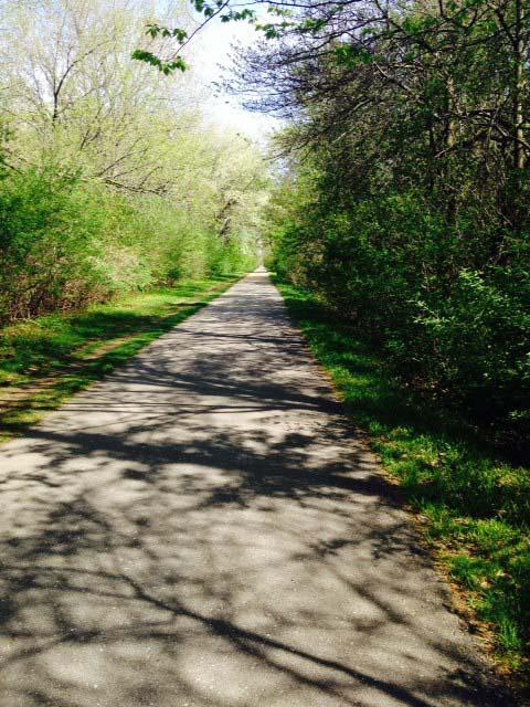 Oak Leaf Trail through Shorewood