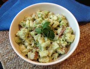 Clean Eating Potato Salad