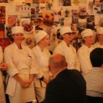 November 2014 Braise Culinary School Students
