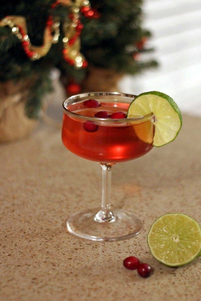 "The Perfect Christmas Cocktail - a Moscow ""Turkey"""