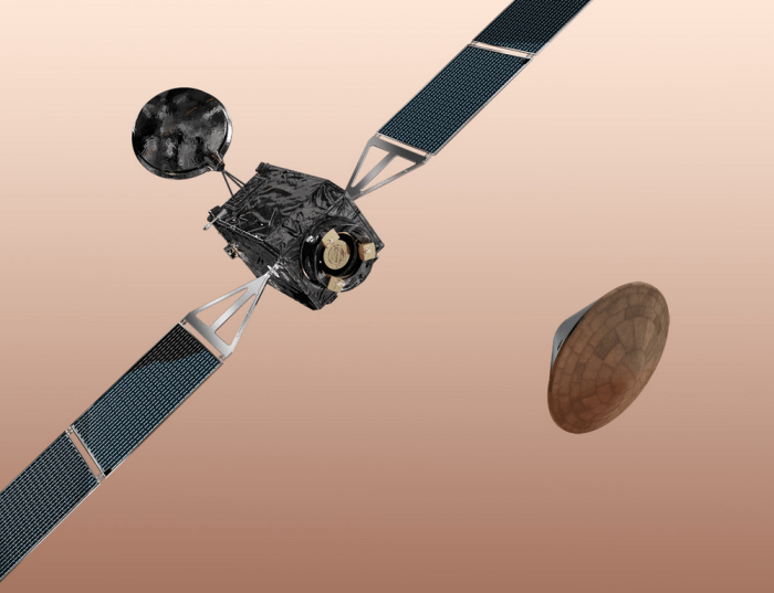 univers exploration mars exomars mission découverte