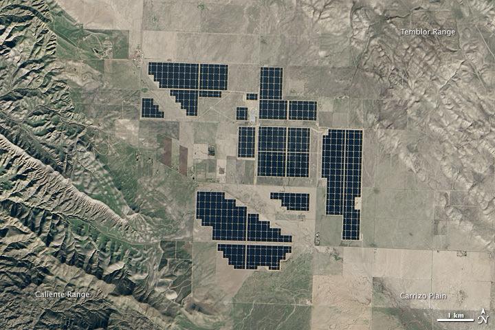 topaz solar farm vue espace