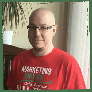 Steven Trustrum Marketing Writer
