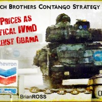 The Koch Brothers Contango Strategy: Oil Prices as Political WMD Against Obama