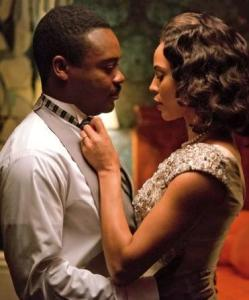 "David Oyelowo, shown here with Carmen Ejogo as Coretta Scott King, was passed over for his portrayal as the Rev. Dr. Martin Luther King Jr. in ""Selma."" (Photo: Paramount Pictures)"