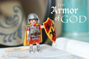 Family Devotions: Armor of God