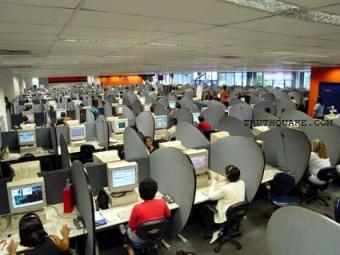 Call center in the Philippines