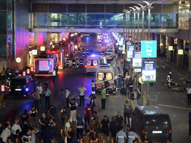 Update: Istanbul Ramadan Rampage Leaves 42 Dead, 239 Wounded