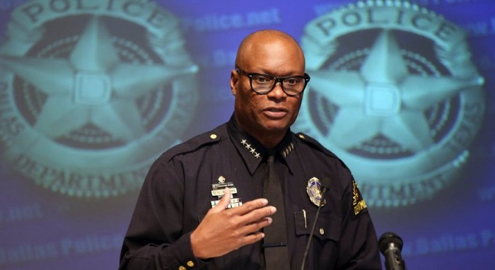 Applications To Be A Police Officer Soar In Dallas (Video)