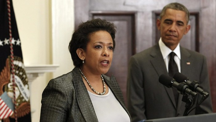 Lynch Announces: Clinton Email Investigation CLOSED With NO Criminal Charges