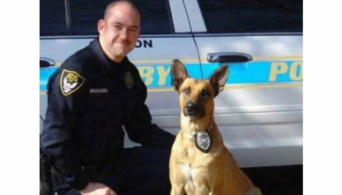 NC Officer Shot, Suspect Still At Large:  Reward For Information