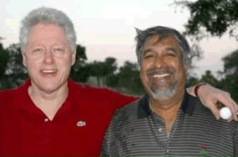 Bill-Clinton-and-Vinod-Gupta