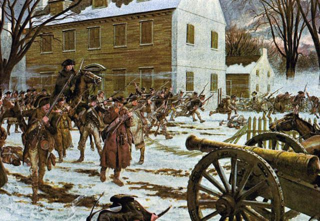 battle of trenton essay Battle of trenton essays on the brilliant surprise attack by the continental army,  led by george washington, which resulted in a stunning and psychologically.