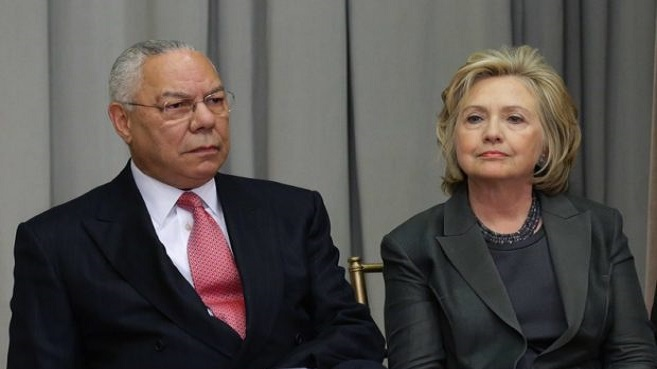 Colin Powell Warned Hillary: 'Do NOT Make Me The Fall Guy Over Your Email Scandal!' (Video)