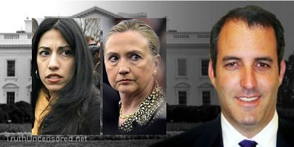New Abedin Emails Reveal Top Clinton Foundation Exec. Sought Diplomatic Passport From Clinton State Dep.