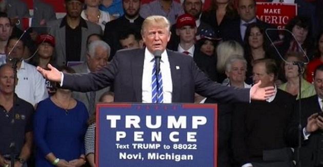 Trump 'Demands' Obama Pledge: 'Not To Pardon Hillary Or Her Co-Conspirators' (Video)