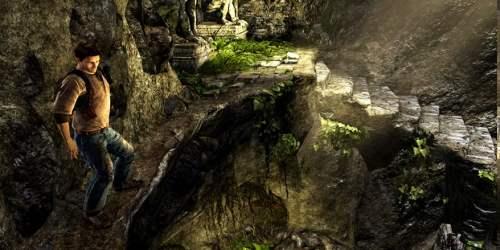 TNP Uncharted Golden Abyss EVENEMENT   PS Vita : La fiesta avant la Vita