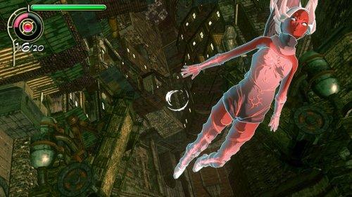 TNP gravity rush EVENEMENT   PS Vita : La fiesta avant la Vita