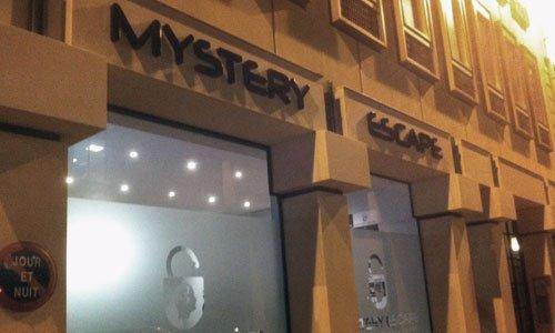 Lumière sur... Mystery Escape : la grande évasion
