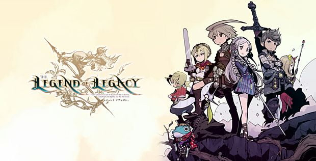 TEST - The Legend of Legacy 3DS