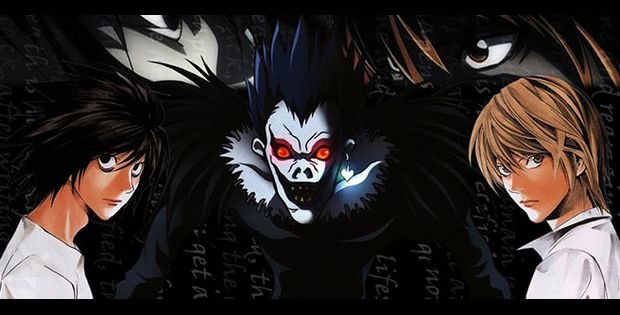 L'adaptation ciné du manga Death Note pour 2017