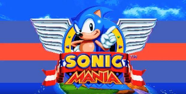 Sonic Mania : Sega revisite sa légende bleue
