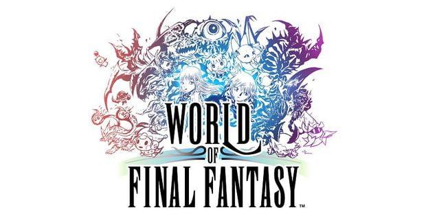 World of Final Fantasy : un collector qui fait pop