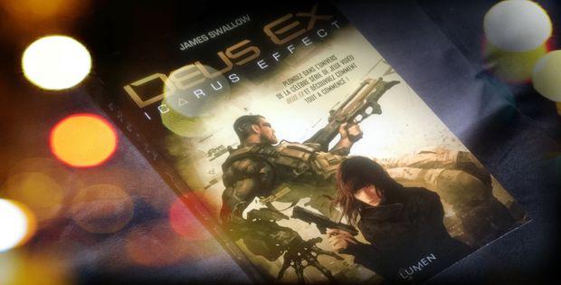 Deus EX : Icarus Effect - Opération stealth 2.0