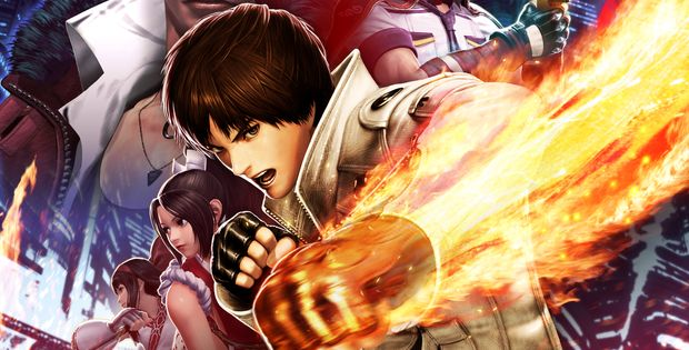 TEST - The King of Fighters XIV PS4