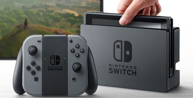 NINTENDO - La NX devient officiellement la Nintendo Switch