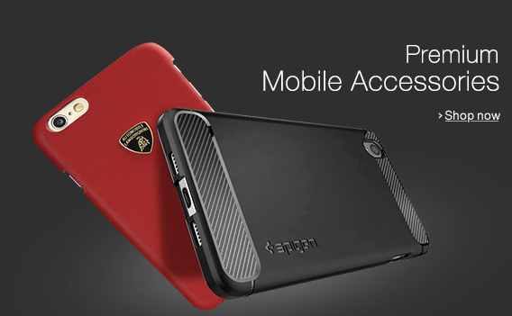 Upto 80% discount on Mobile accessories at Amazon