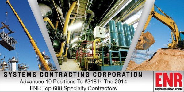 ENR 2014 - Systems Contracting