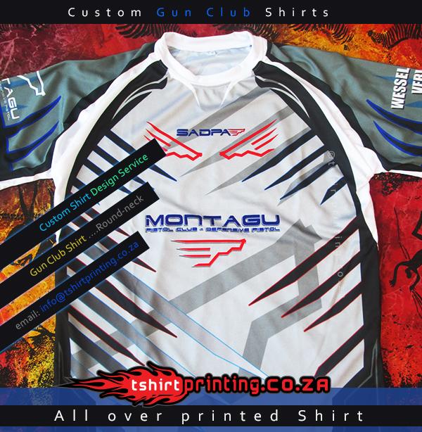 Custom Gun Club Shirt Company Printing Tshirt Printing