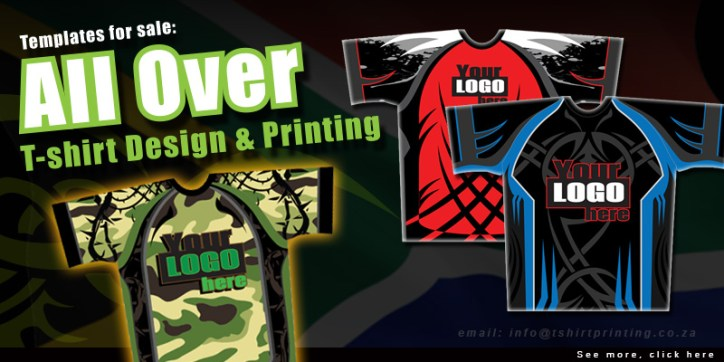 All over shirt templates tshirt printing business for T shirt printing for non profit organizations