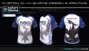 nsd2014 Gamer Shirts