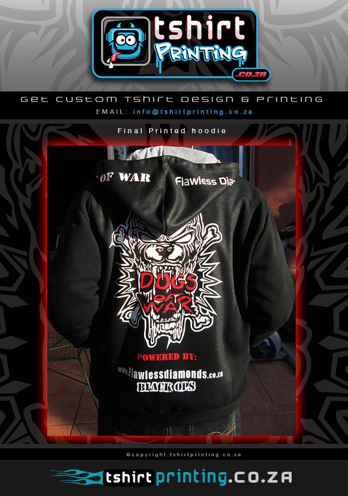 Custom sports hoodies