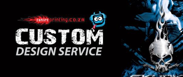 Vinyl t shirt printing for Custom design services