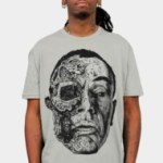 Zombie Illustration Design Shirts